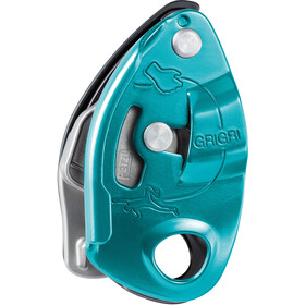 Petzl Grigri Belay Device green